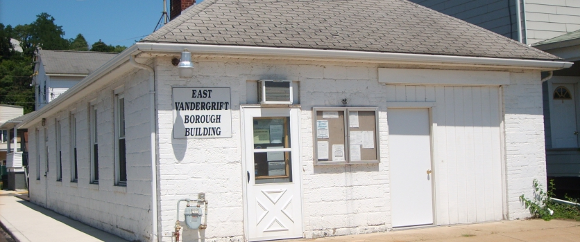 "East Vandergrift hiring ""Borough Worker"" (Adult age 18+)"